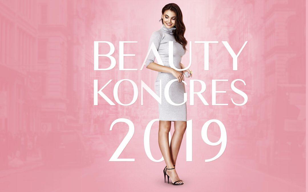 Oslava krásy – Beauty kongres 2019