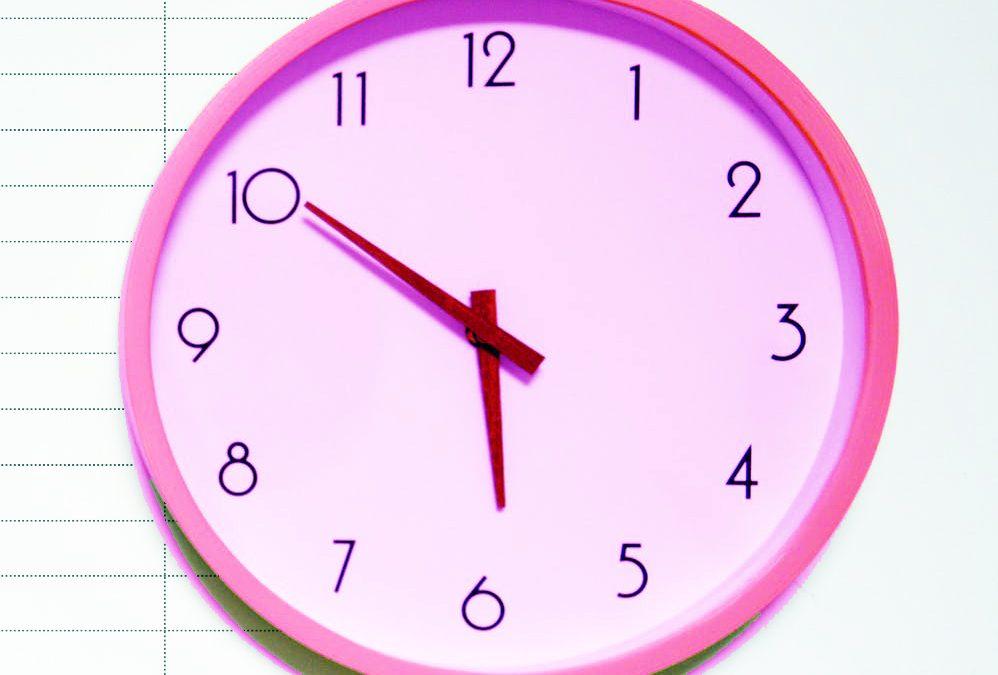 Ako si efektívne zorganizovať čas a posúvať sa k výsledkom?