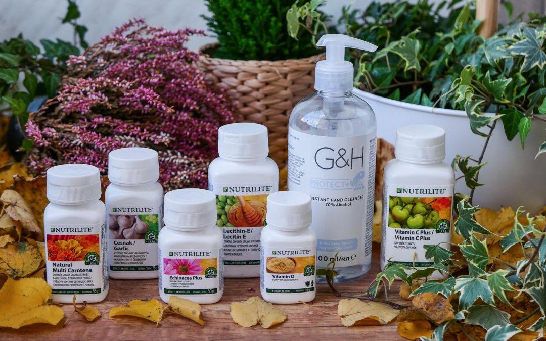 Imunitný balíček – zdravie vo vlastných rukách